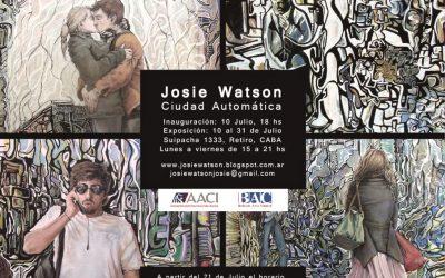 British Art Center – Automatic City – Josie Watson