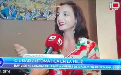 Summer season 2019. Hotel Residencia Marítima, Mar del Plata