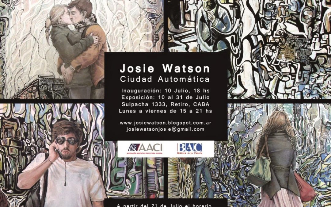 British Art Center – Automatic City – Josie Watson