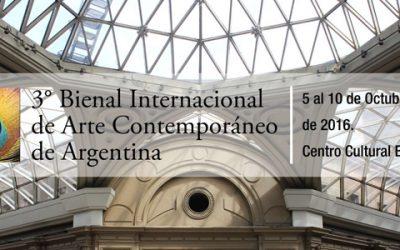 III Bienal Internacional del Arte Contemporáneo de Argentina – Centro Cultural Borges