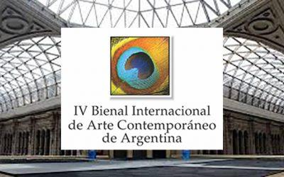 IV Bienal Internacional de Arte Contemporáneo de Argentina – Centro Cultural Borges