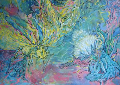 Butterfine Implosion Josie Watson Arte