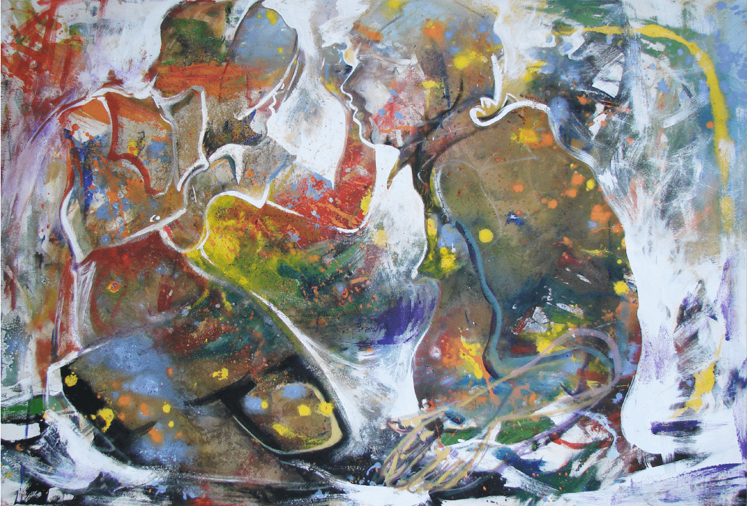 Amor Implosion Josie Watson Arte