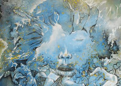 Implosion Josie Watson Arte