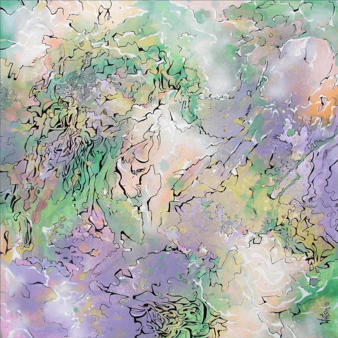 Neuroexotic Implosion Josie Watson Arte