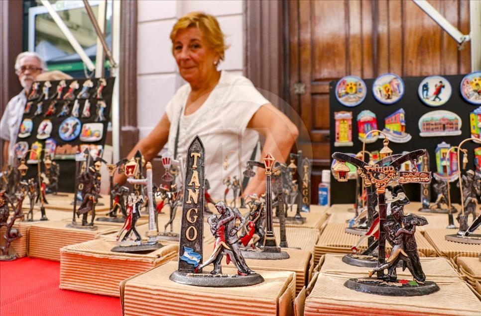 Feria de Plaza Dorrego, San Telmo