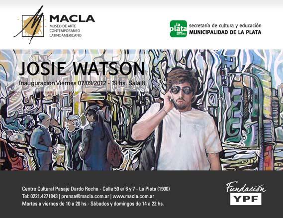 MACLA – Pilar Carballido / Josie Watson