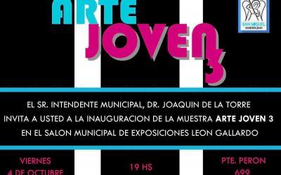 Municipal Art Center. Emerging Artists. León Gallardo.