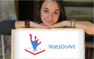 The origin of WatsOnArt